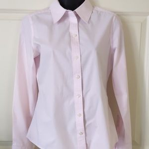 Ladies Banana Republic dress shirt
